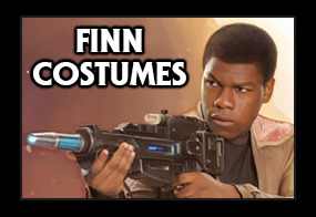 Star Wars Episode 7 Finn Costumes