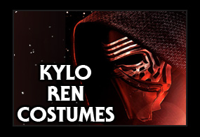 Star Wars Episode 7 Kylo Ren Costumes
