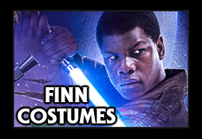 Star Wars The Force Awakens Finn Costumes