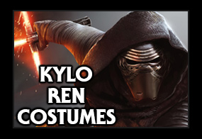 Star Wars TFA Kylo Ren Costumes