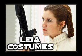 Princess Leia Costumes