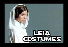 Princess Leia Replica Costumes