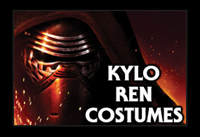 Star Wars The Force Awakens Kylo Ren Costumes