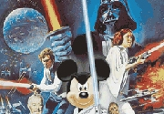 Star Wars fun: May & June, Disney's Hollywood Studios theme park