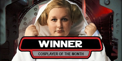 Cosplayer of the Month April 2018