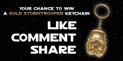 Jedi-Robe.com Facebook Competition
