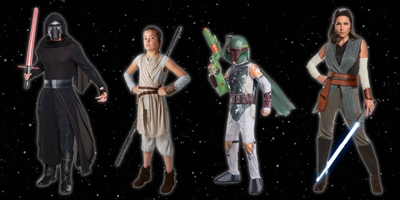 NEW Costume and Accessory Bundles from Jedi-Robe