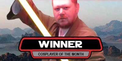 Cosplayer of the Month October 2018