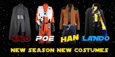 New Season, New Costumes at Jedi-Robe