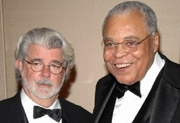 Check out this James Earl Jones video on being the voice of Darth Vader
