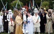 We Love a Good ol' Star Wars Wedding