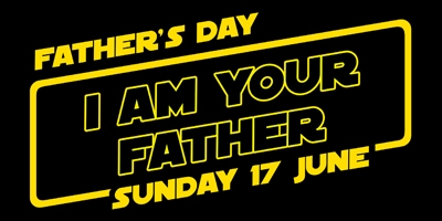 Father's Day Star Wars Gifts 2018