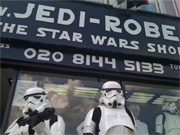 Come and meet Vader's Stormtoopers at Jedi-Robe