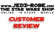 Jedi-Robe customer review