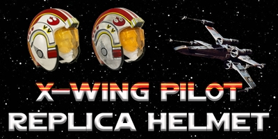 New X-Wing Pilot Helmets from Jedi-Robe.com