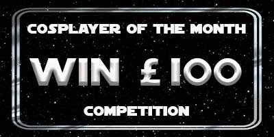 Jedi-Robe Cosplayer of the Month Competition