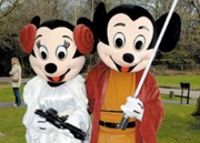 Star Wars Walk raises £10,000 in UK