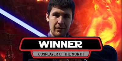 Cosplayer of the Month June 2018