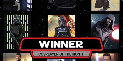 Cosplayer of the Month 2017-2018
