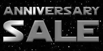 Jedi-Robe 10th Anniversary SALE