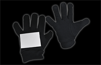 Star Wars Stormtrooper Replica Armour Gloves with Velcro
