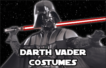 Star Wars Darth Vader Costumes available at www.Jedi-Robe.com - The Star Wars Shop