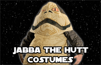 Star Wars Jabba the Hutt Costumes available at www.Jedi-Robe.com - The Star Wars Shop