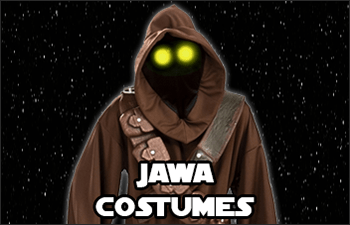 Star Wars Jawa Costumes available at www.Jedi-Robe.com - The Star Wars Shop