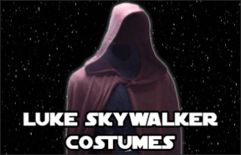 Star Wars Luke Skywalker Costumes available at www.Jedi-Robe.com - The Star Wars Shop