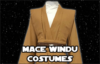 Star Wars Mace Windu Costumes available at www.Jedi-Robe.com - The Star Wars Shop
