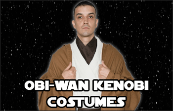 Star Wars Obi-Wan Kenobi Costumes available at www.Jedi-Robe.com - The Star Wars Shop