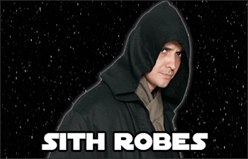 Star Wars Sith Robes available at www.Jedi-Robe.com - The Star Wars Shop