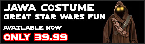 Star Wars Adult Jawa Costumes