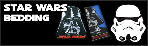 Star Wars Bedding available at www.Jedi-Robe.com - The Star Wars Shop....