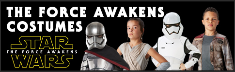 Star Wars The Force Awakens Costumes available at www.Jedi-Robe.com - The Star Wars Shop....