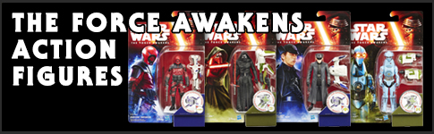 Star Wars The Force Awakens Action Figures available at www.Jedi-Robe.com - The Star Wars Shop....