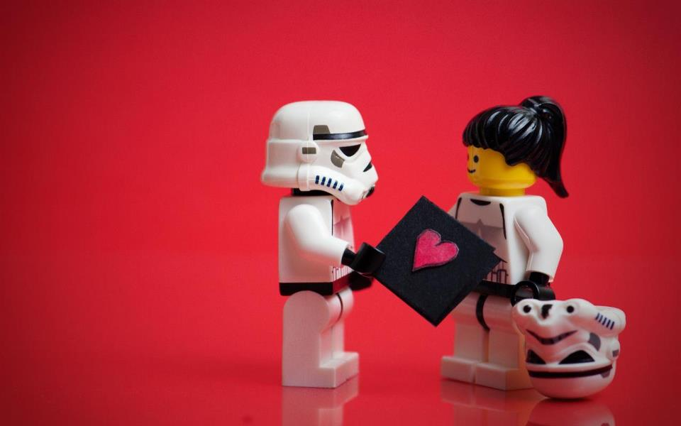 Happy Valentines Day from www.Jedi-Robe.com