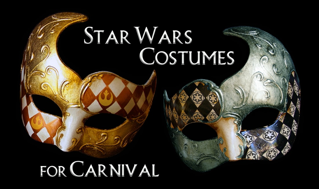 Star Wars Costumes for Carnival 2019