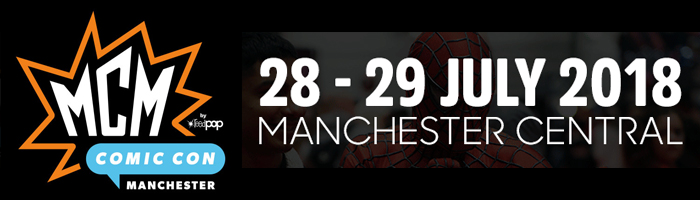 MCM Manchester 2018