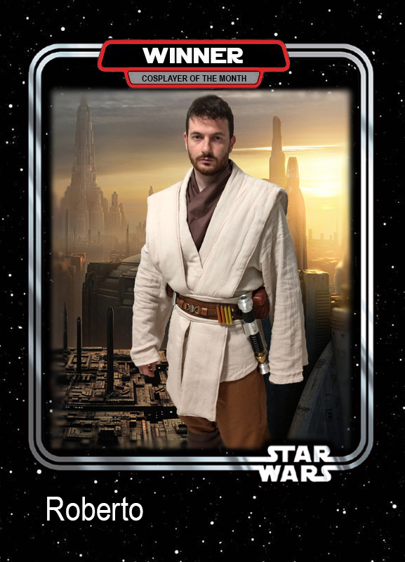 Jedi-Robe.com Cosplayer of the Month September 2017
