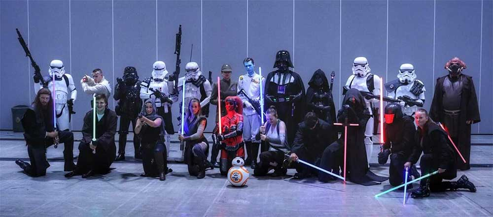 North West Costume Group Star Wars Garrison charity