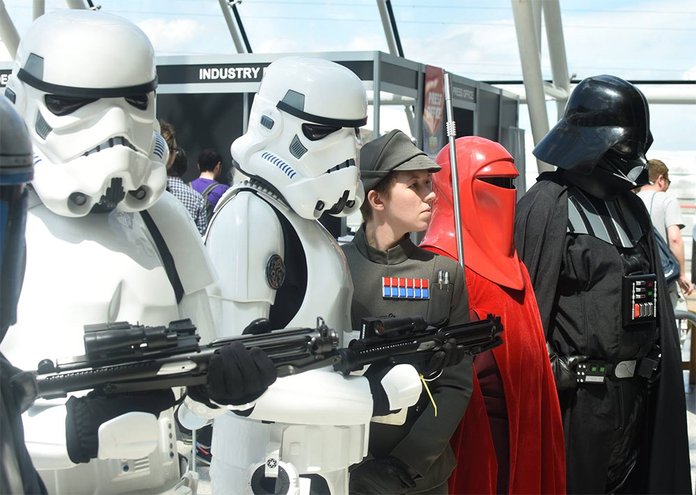 Imperial Outlanders Star Wars Costuming Group