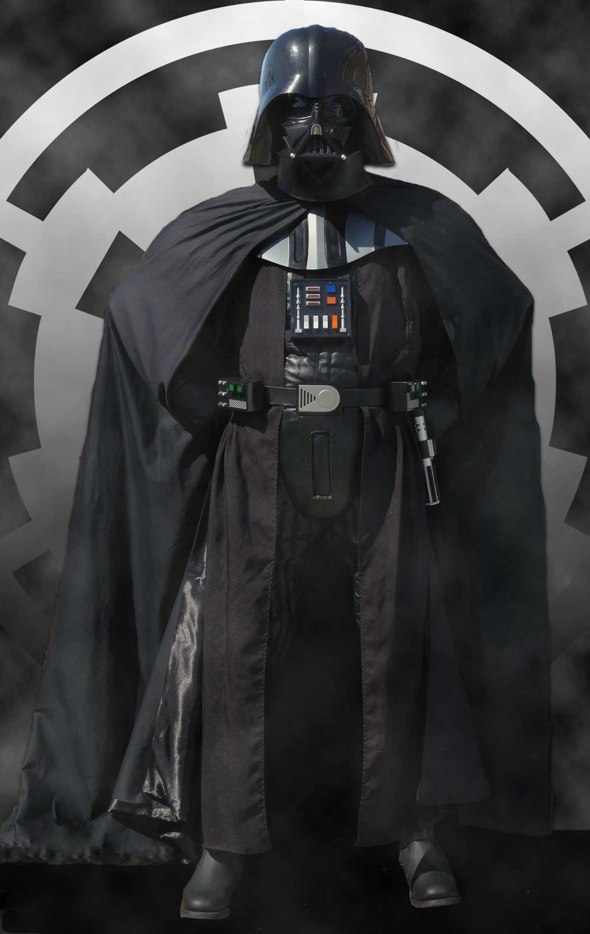 STAR WARS : Costumes and Toys - Darth Vader Costume Build