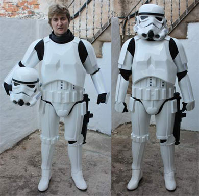 stormtrooper costume wars female Star