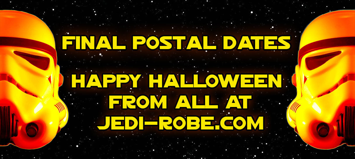 STAR WARS : Costumes and Toys - Star Wars Halloween 2017 - FINAL ...