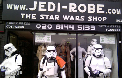 Jedi-Robe.com - The Star Wars Shop