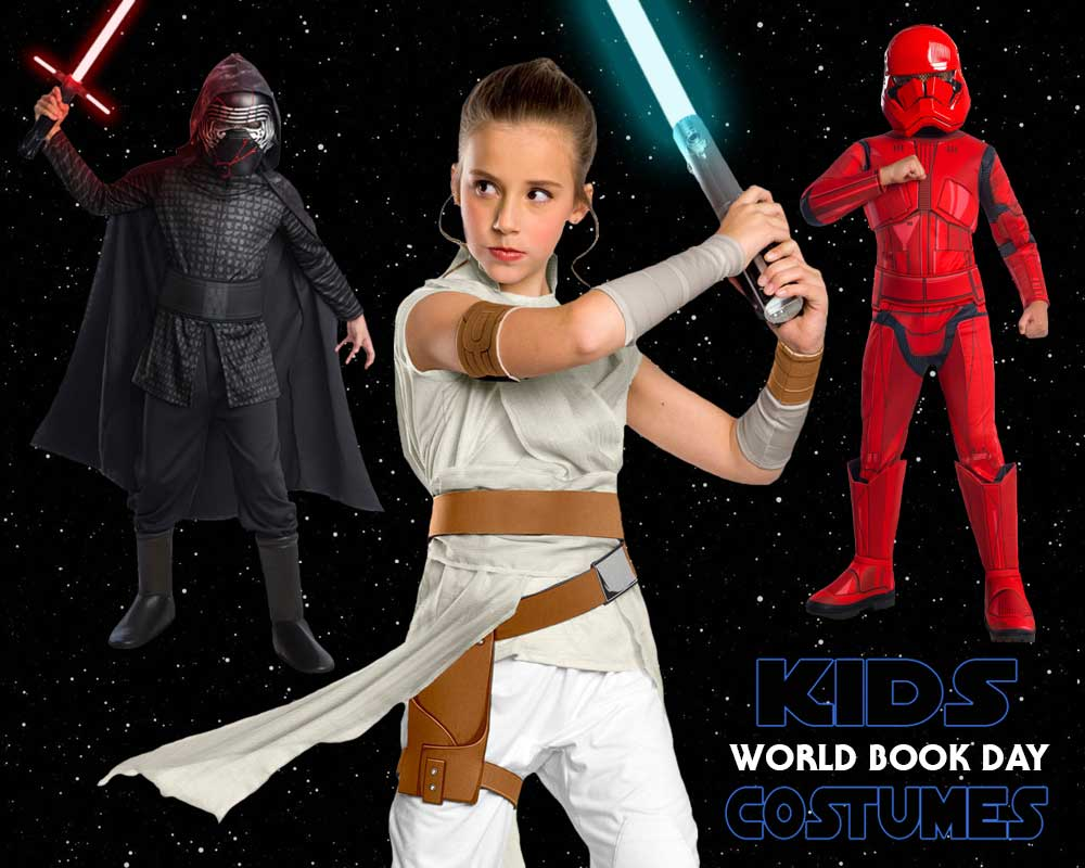 Child Boys Star Wars Darth Maul Costume Fancy Dress Superhero Party