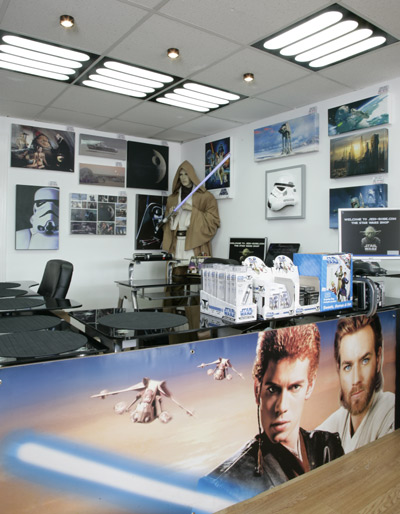 The Star Wars Shop