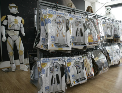 All Star Wars Costumes available in store