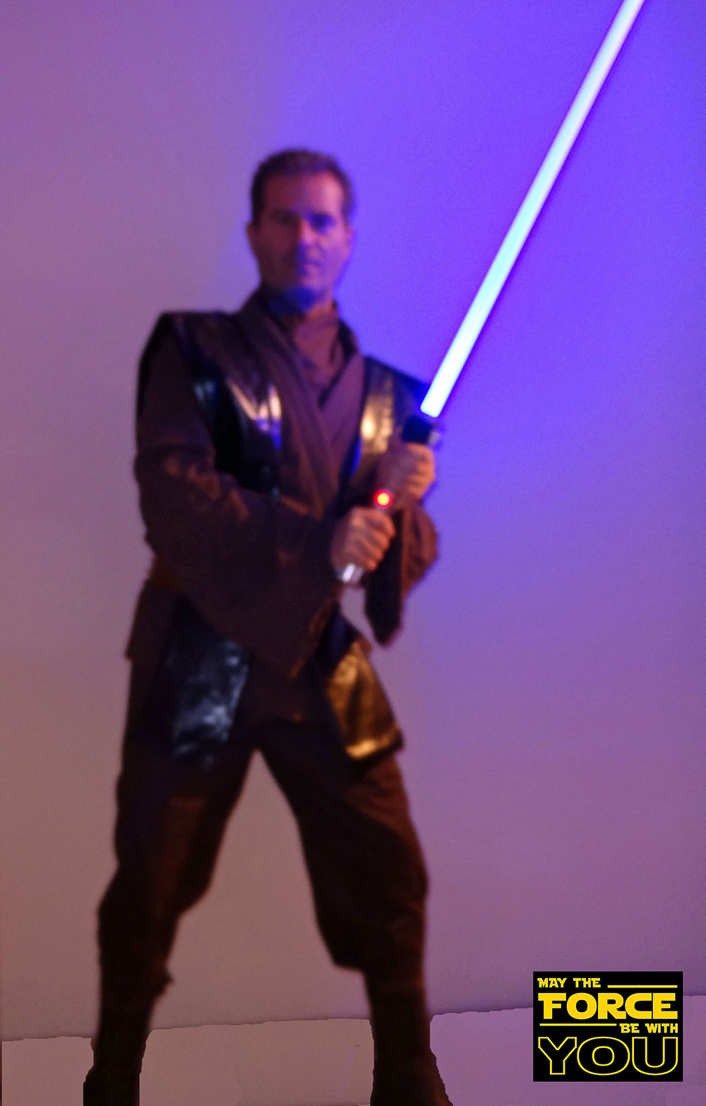 Guido Anakin Sith Costume Tunic Review